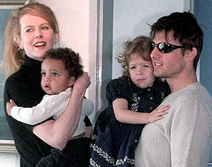 The Cruise-Kidman Family