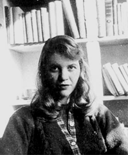 anne sexton and sylvia plath minds distortion and darkness Sylvia plath's descriptions: selfhood and femininity in her  is not sufficient for plath's brilliant mind,  of sylvia plath, anne sexton and .