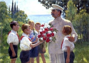 Roses_for_Stalin_by_Vladimirskij