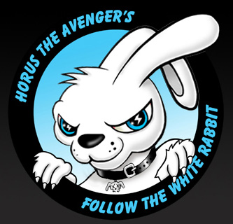 Podcast No  9 Down the Rabbit Hole with Horus the Avenger
