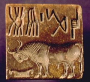 Indus Valley bull