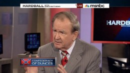 Pat Buchanan on Hardball