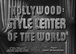 Hollywood-Style Center of the World-no caption