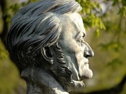 Richard Wagner by Arno Breker, Haus Wahnfried, Bayreuth