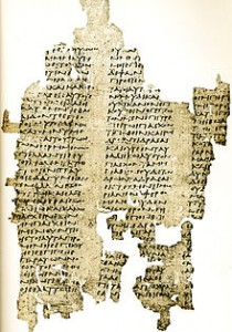 A third century AD papyrus attributed to the first book of On Truth (P.Oxy. XI 1364 fr. 1, cols. v-vii)