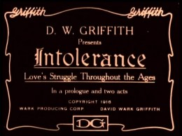 Film title from opening credits