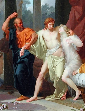 socrates polus and the two miserable Ilham dilman socrates and dostoyevsky on punishment in the gorgias socrates and polus discuss right is at fault and is a miserable wretch who deserves.