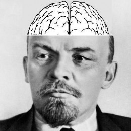 They Saved Lenin's Brain!