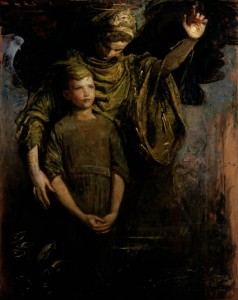 Abbot Handerson Thayer, Experience
