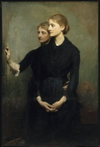 Abbot Handerson Thayer, The Sisters