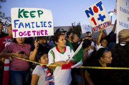 Keep Families Together On the Other Side of the Border