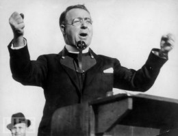 Father Charles E. Coughlin: Social Justice Warrior