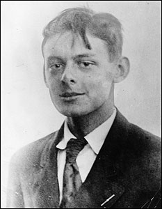 T. S. Eliot in 1903