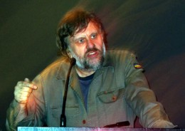 Commandante Zizek opines in the New York Times