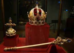 Crown jewels of Austria