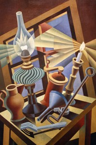 Depero-Lamp-Candle-Still-Life