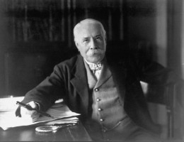 Sir Edward Elgar in 1931