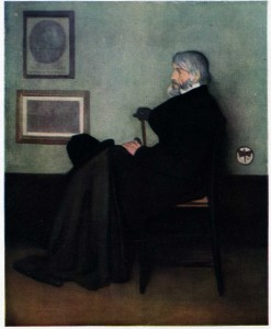 James MacNeill Whistler, Thomas Carlyle