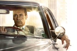 Jon Hamm as Don Draper - Mad Men _ Season 7B, Key Art - Photo Credit: Frank Ockenfels 3/AMC
