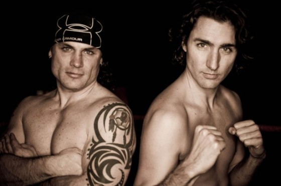 LO-RES-boxing-match-Brazeau-left-and-trudeau-right-boxing-match-pic-via-Media-Ball-e1333174222822