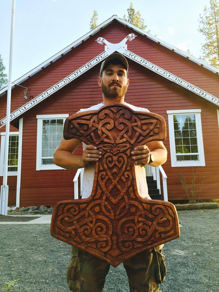 Collin Cleary Asatru As A Living Tradition Counter