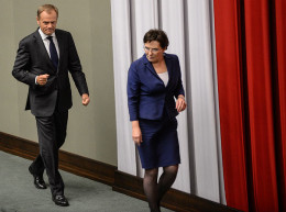 The losers: Donald Tusk and Ewa Kopacz