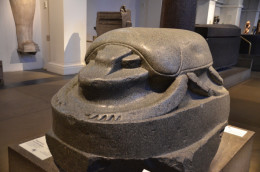 Colossal Egyptian scarab, reign of Amenhotep III, 18th Dynasty, British Museum