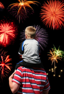 Fireworks-kid