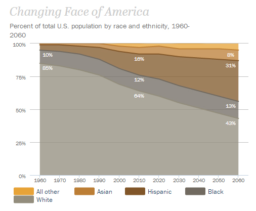 US Ethnic Composition