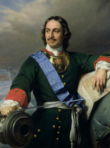 Paul Delaroche, Peter the Great, 1838