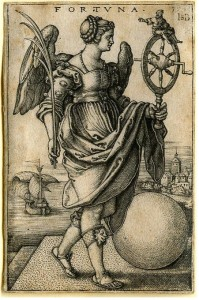 Engraving-of-Tyche