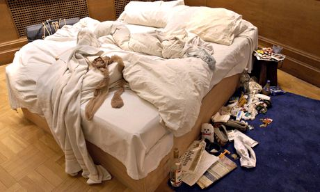 Figure 4: Tracey Emin's My Bed