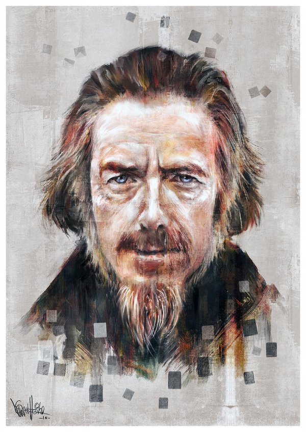Alan watts jesus his religion