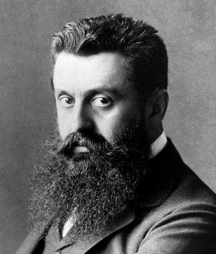 a biography of the life and times of theordor herzl It is no dream examines the life and times of theodor herzl, who was  responsible for creating the political movement  miracle of survival: the birth of  israel.