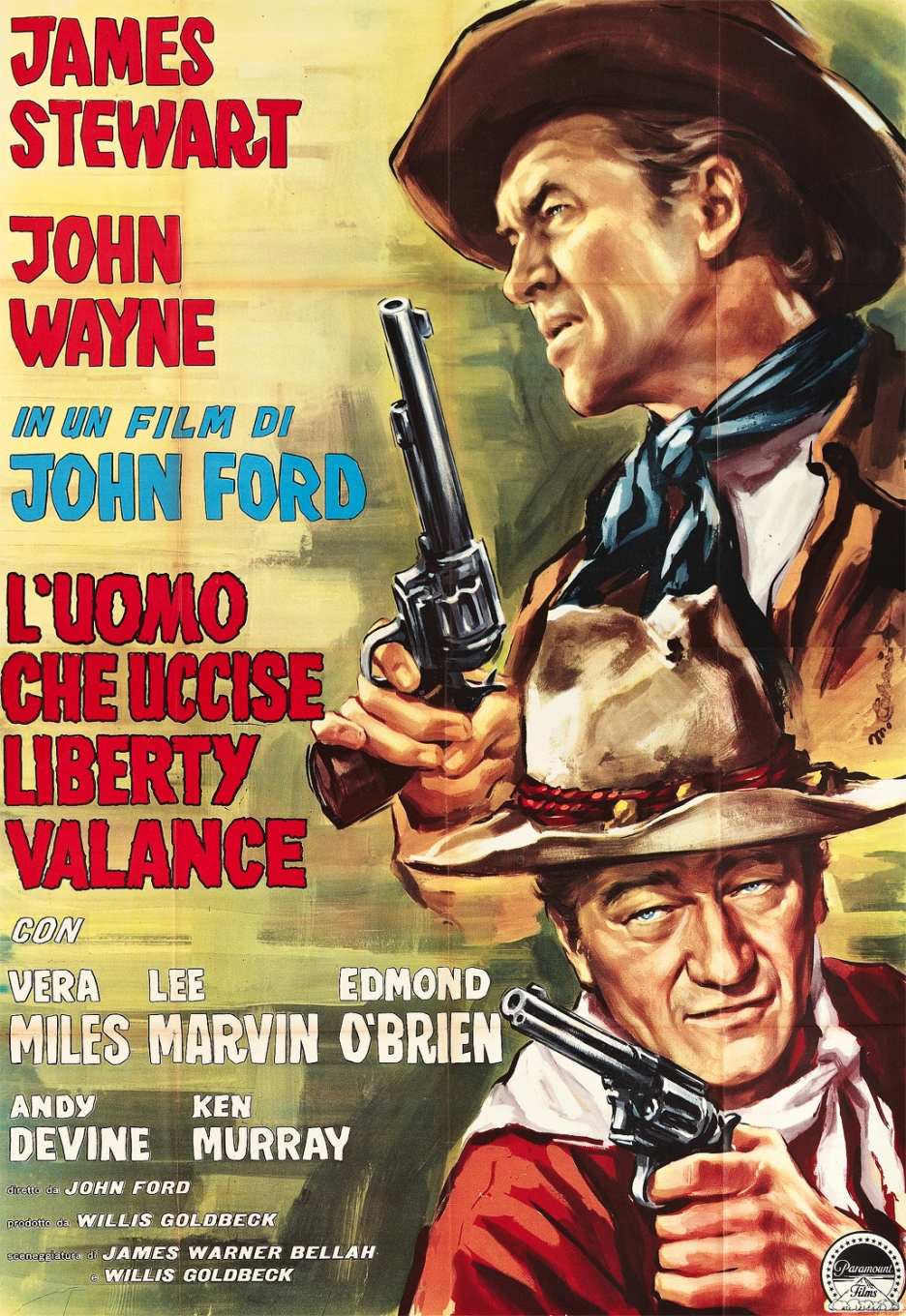 Image result for photos of liberty valance
